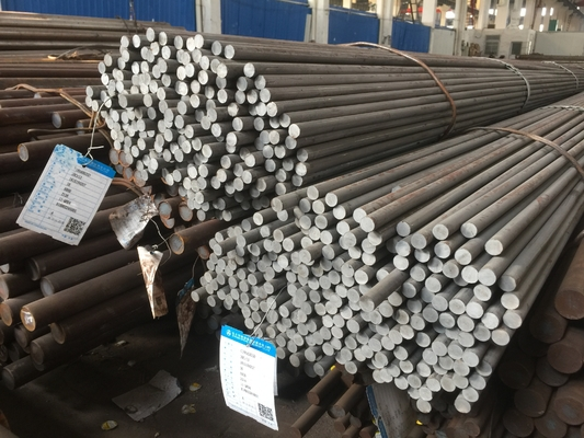 Hot Rolled Stainless Steel Round Bar Annealed Black Surface AISI 420 EN 1.4031